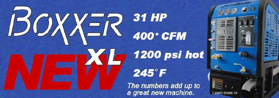 Phoenix Truckmounts Boxxer XL